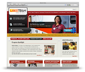 Lake Tech Website