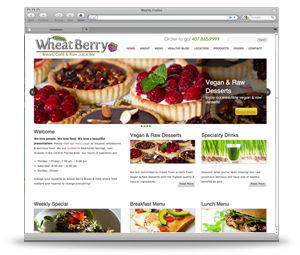 Wheat Berry Cafe