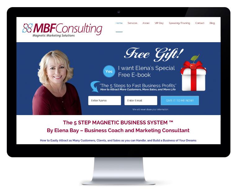 orlando web design MBF