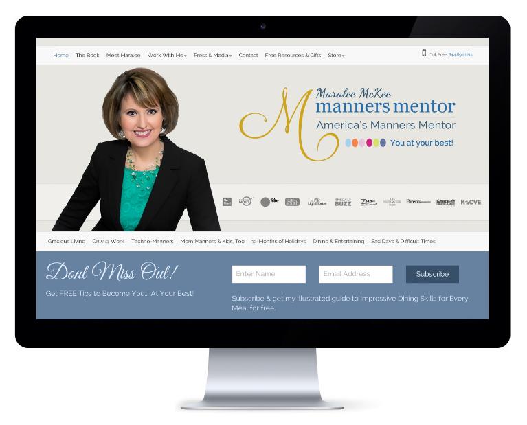 orlando web design Manners Mentor