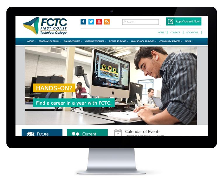 orlando web design FCTC