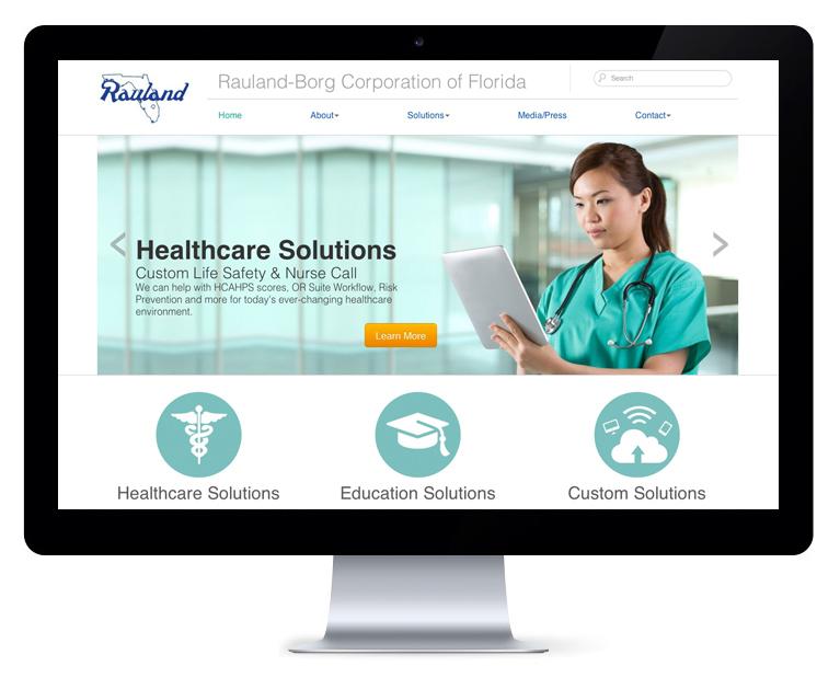 orlando web design Rauland