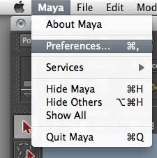 file preferences