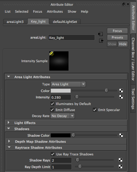 Fill Light  sc 1 st  M5 Design Studio & Studio Lighting / Three Point Lighting in Maya 3D 2012 | Studio ...