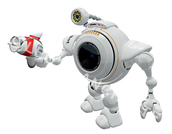 Robot Web Cam