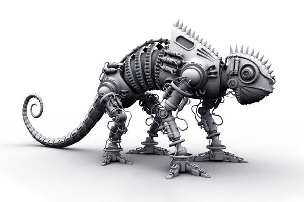 Robot_pangolin