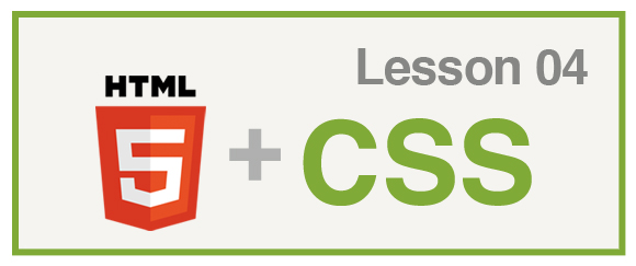 html 5 lesson4 - Creating a simple layout with css