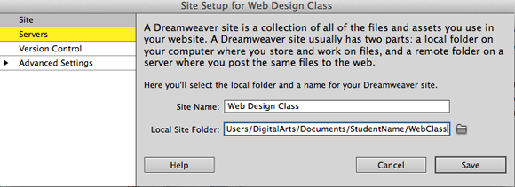 orlando dreamweaver server