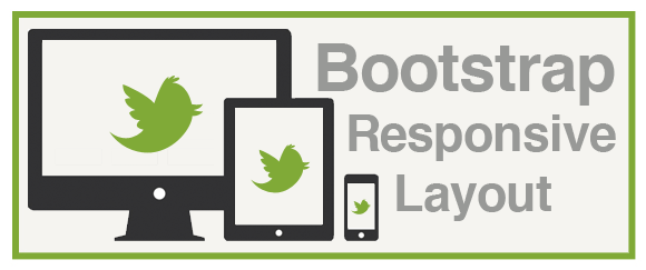 bootstrap responsive layout