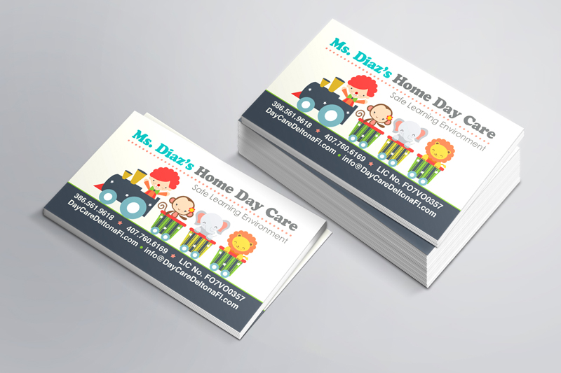 orlando-business-cards-daycare