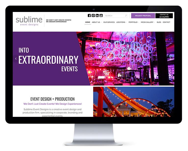 orlando web design SED