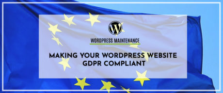 Making Your WordPress Website GDPR Compliant
