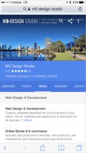 google listing orlando