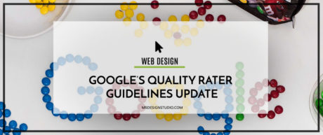 Google's Quality Rater Guidelines Update