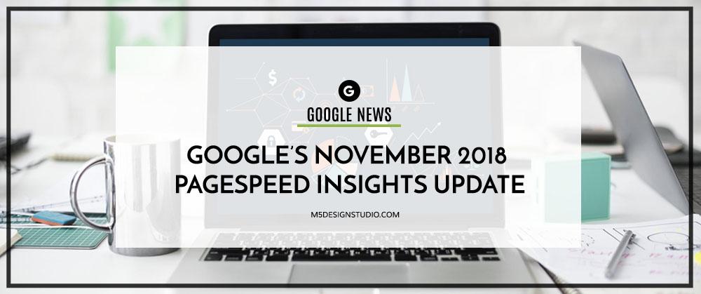 Orlando Web Design Company: Google's November 2018 PageSpeed