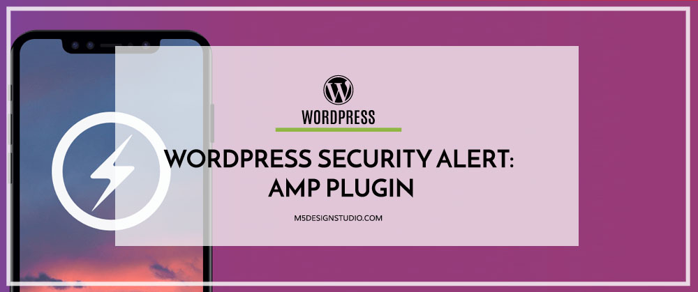 WordPress Developer AMP plugin