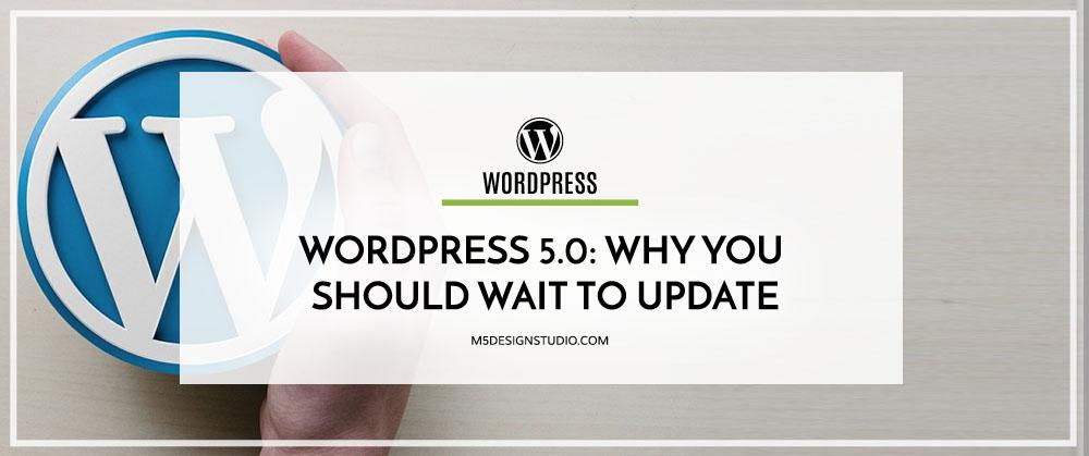WordPress Update Gutenberg