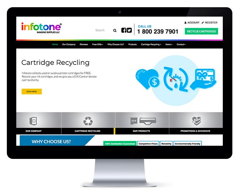 Orlando Web Design Infotone