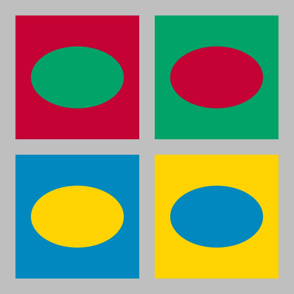 Orlando Web Design Contrast colors