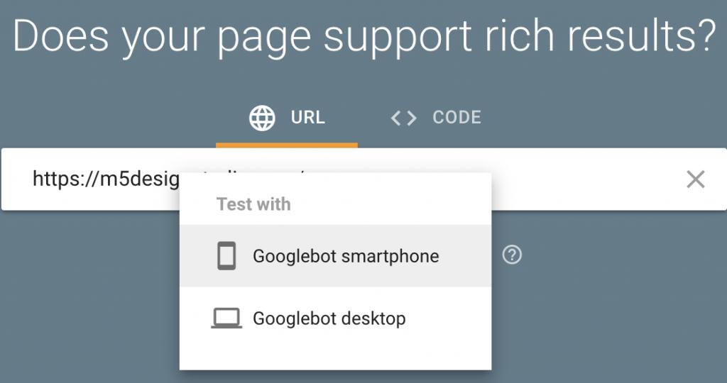 orlando web design google rich results
