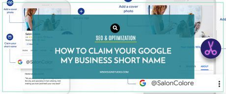How to Claim your Google my Business Short Name