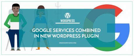 Google Services Combined in New WordPress Plugin