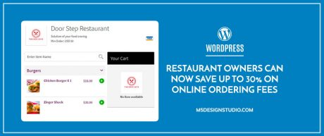 Restaurant Owners Can Now Save Up to 30% on Online Ordering Fees